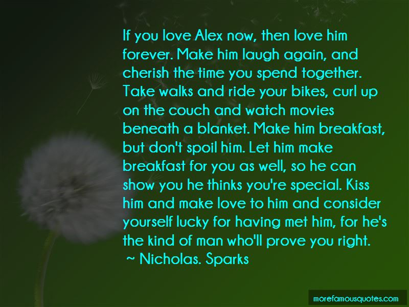 Let Me Prove My Love Quotes Pictures 3