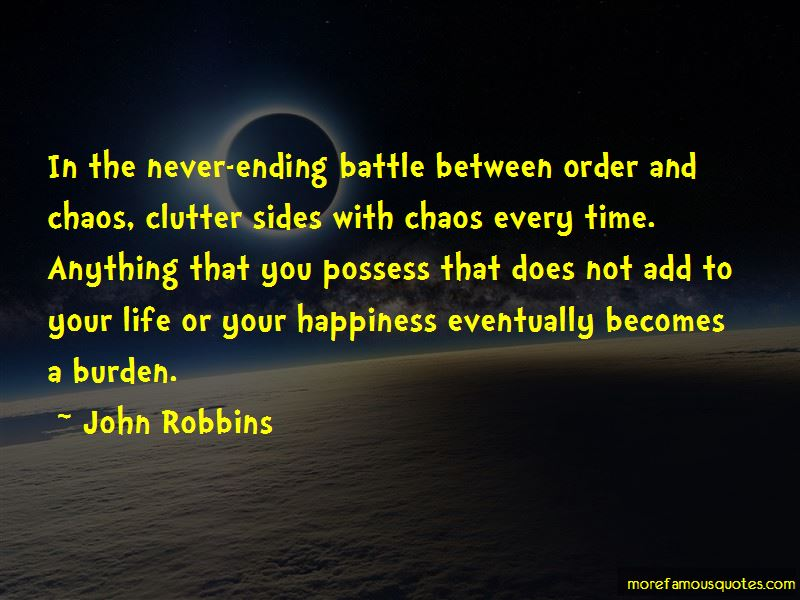 Life Is A Never Ending Battle Quotes