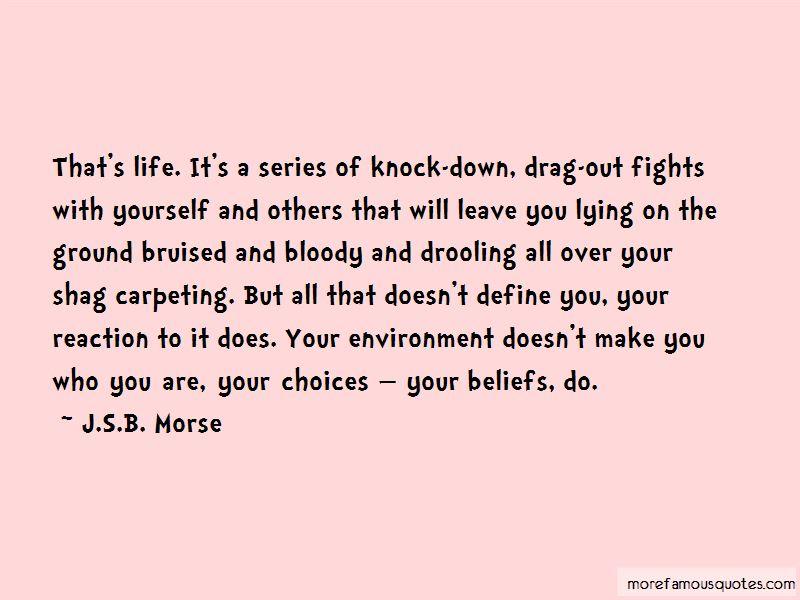Life Series Choices Quotes. U201c