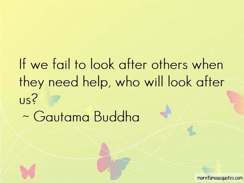 Look After Others Quotes