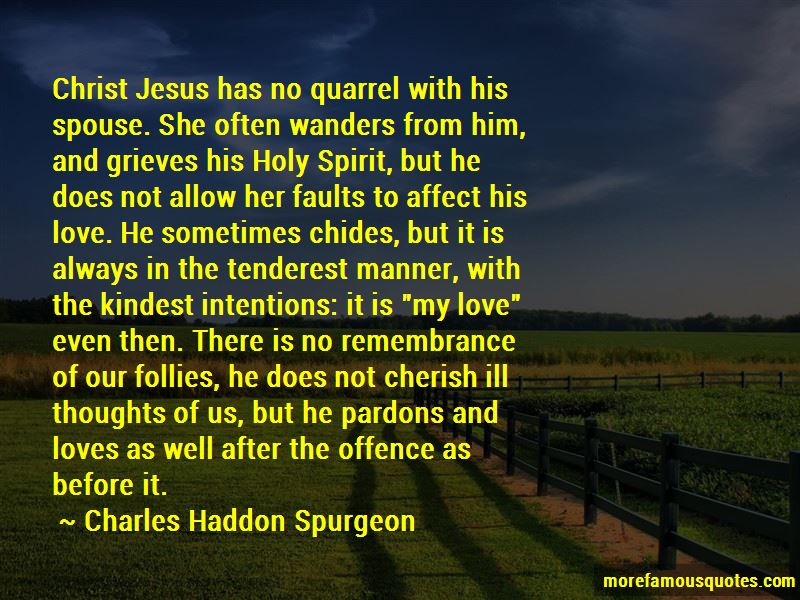 Love After Quarrel Quotes Pictures 2