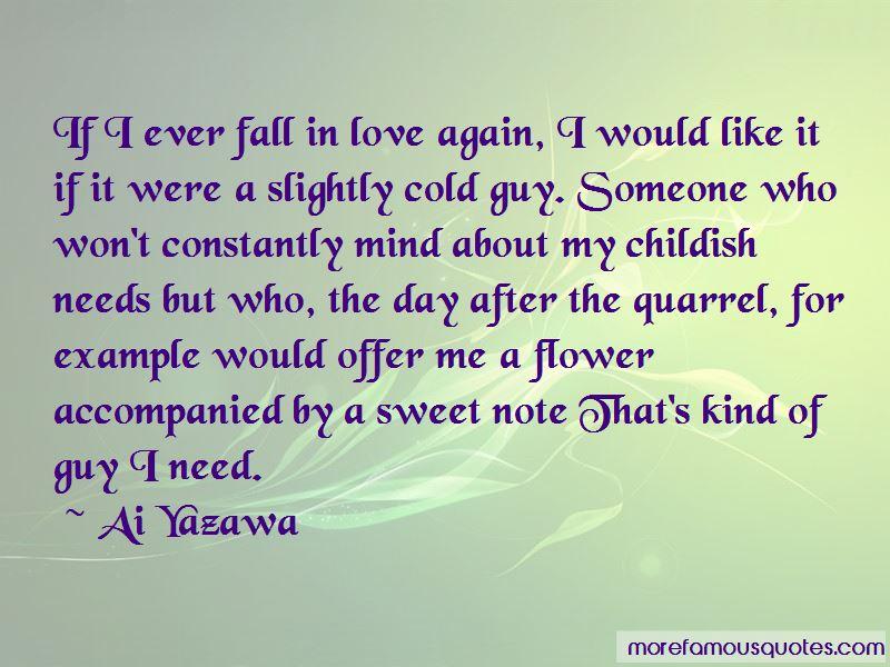 Love After Quarrel Quotes Pictures 3