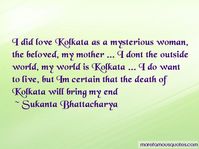 Love U Kolkata Quotes