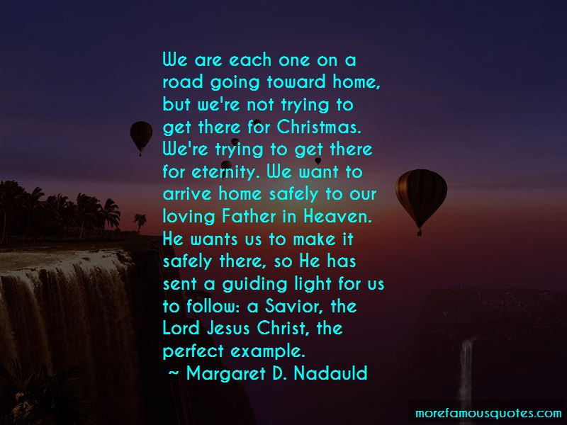Loving The Lord Quotes