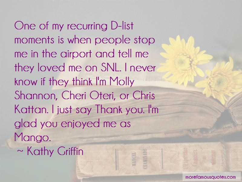 Mango Chris Kattan Quotes