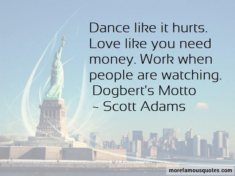 Money Motto Quotes