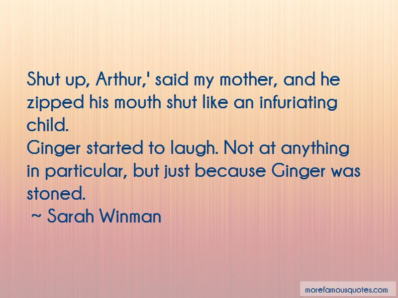 Mouth Zipped Quotes Pictures 2