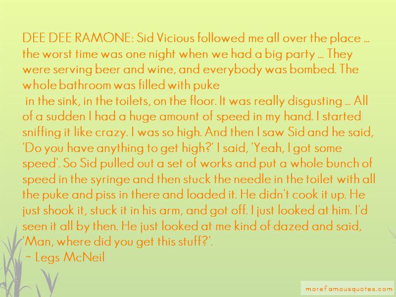 Mr Toilet Man Quotes