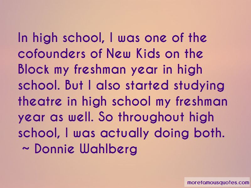My Freshman Year Quotes Pictures 2