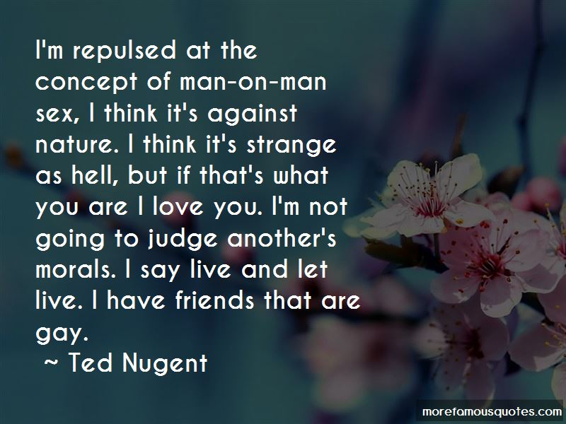 My Love For Nature Quotes Pictures 3