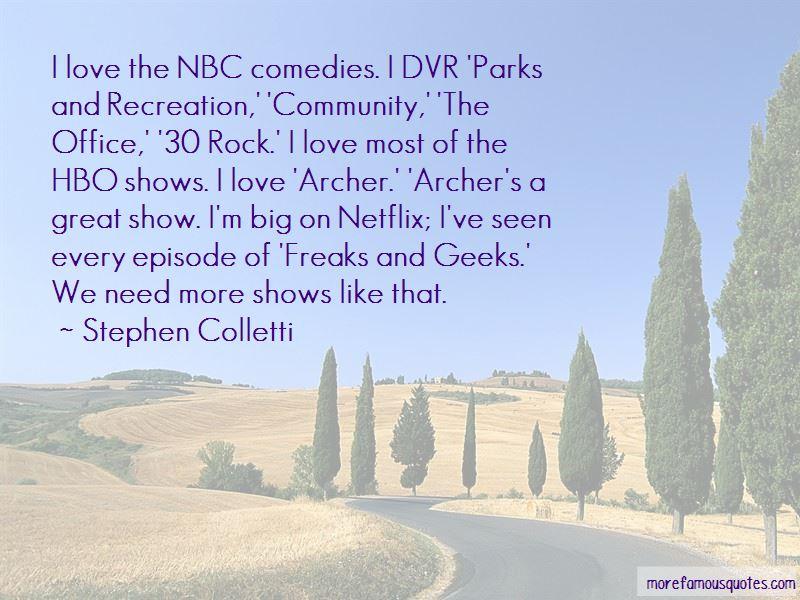 Nbc Community Quotes