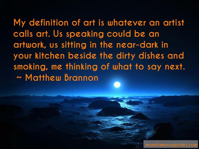 Near Dark Quotes