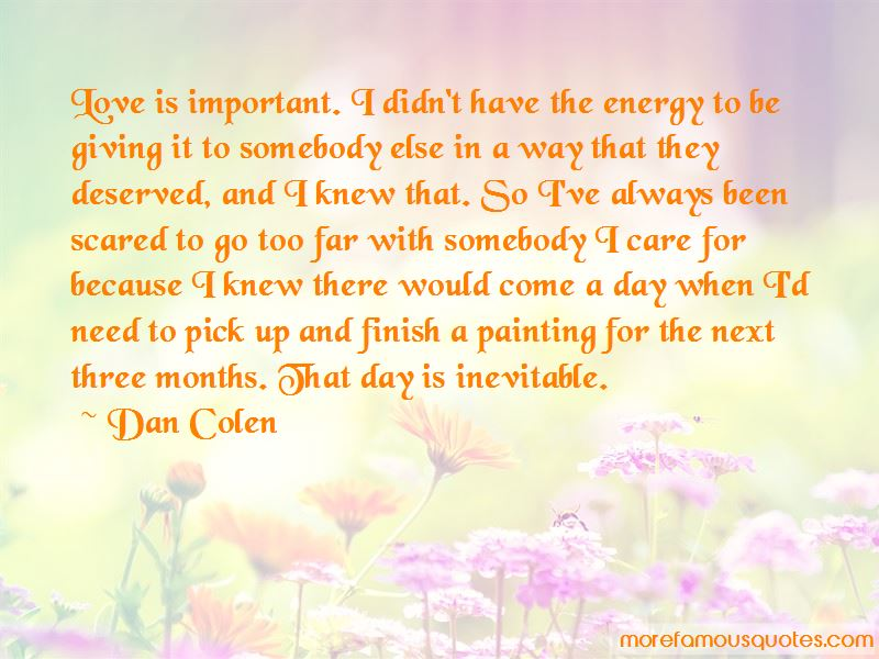 Need Care And Love Quotes Pictures 3