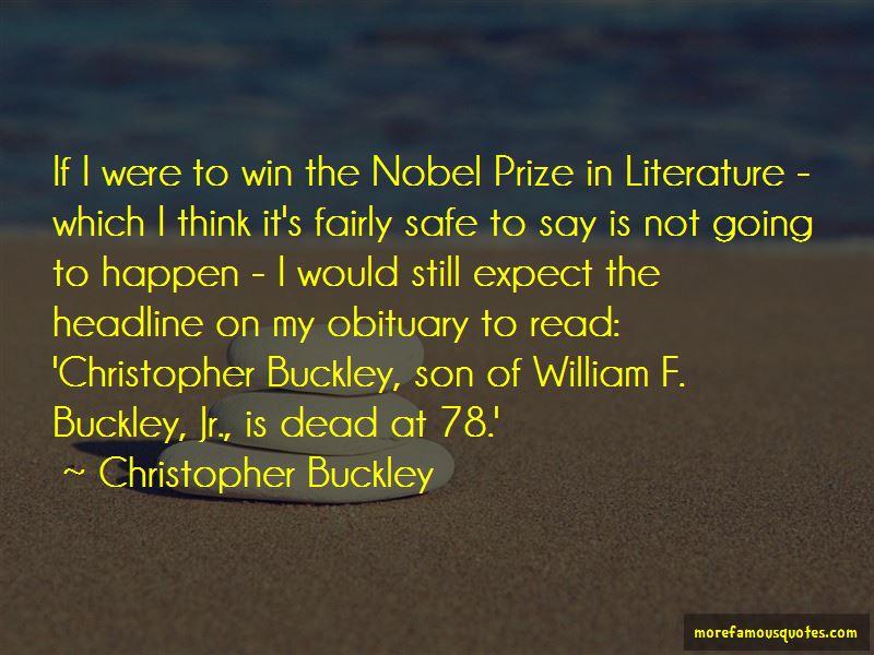 Nobel Son Quotes