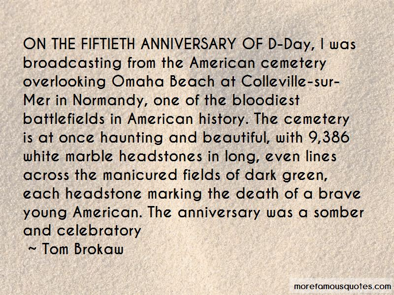 Normandy Cemetery Quotes Pictures 2