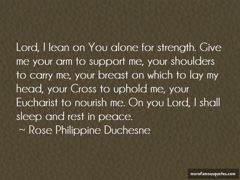 Oh Lord Give Me Strength Quotes Pictures 3