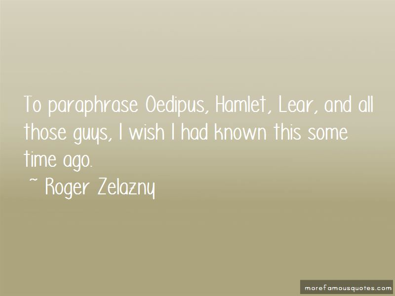 Paraphrase Hamlet Quotes