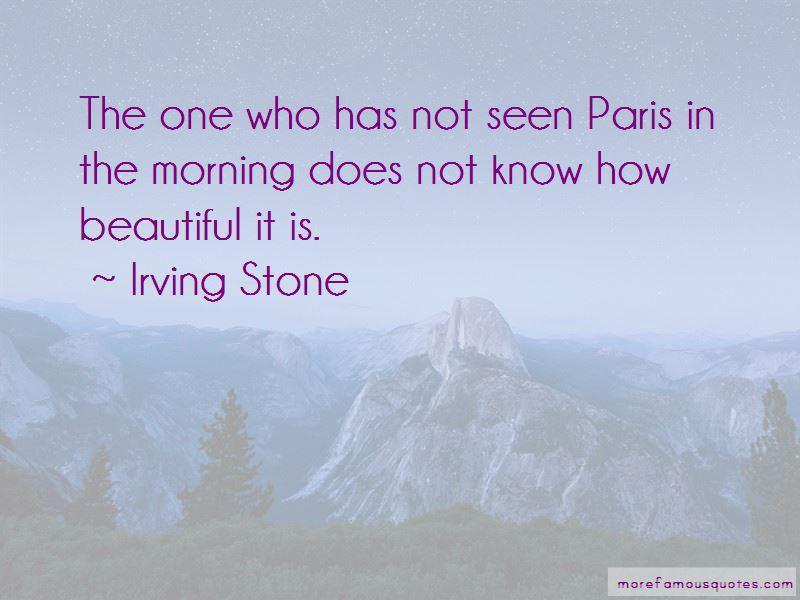 Paris In Quotes