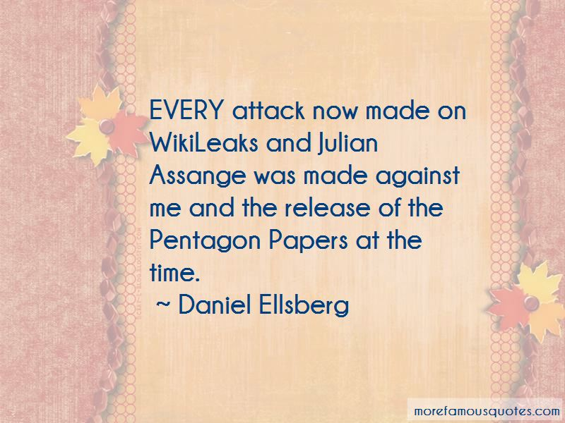 Pentagon Papers Quotes