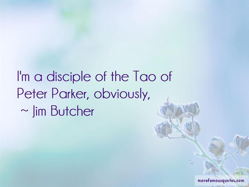 Peter Disciple Quotes