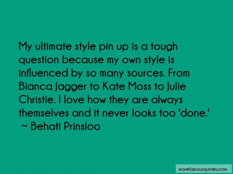 Pin Up Style Quotes Pictures 2