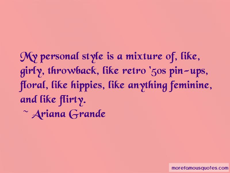 Pin Up Style Quotes