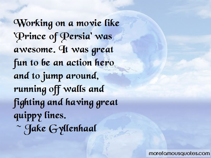 Prince Persia Quotes