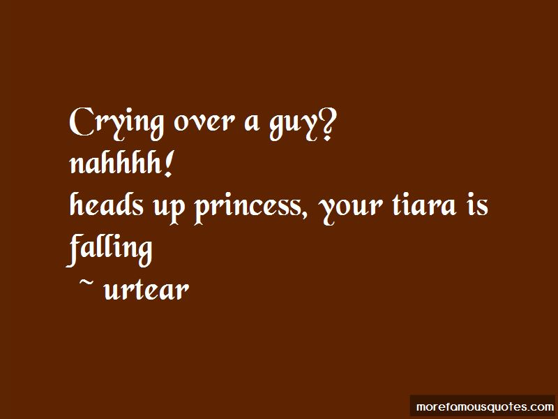 Princess Tiara Quotes