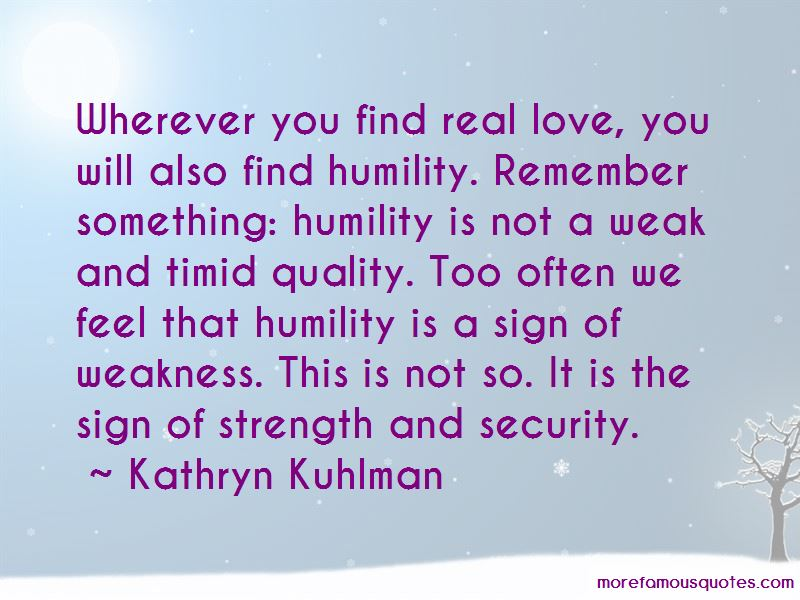 Real Love You Quotes