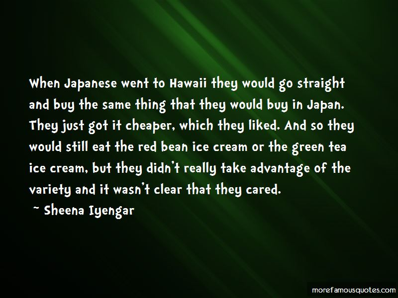 Red Bean Quotes