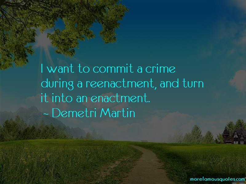 Reenactment Quotes