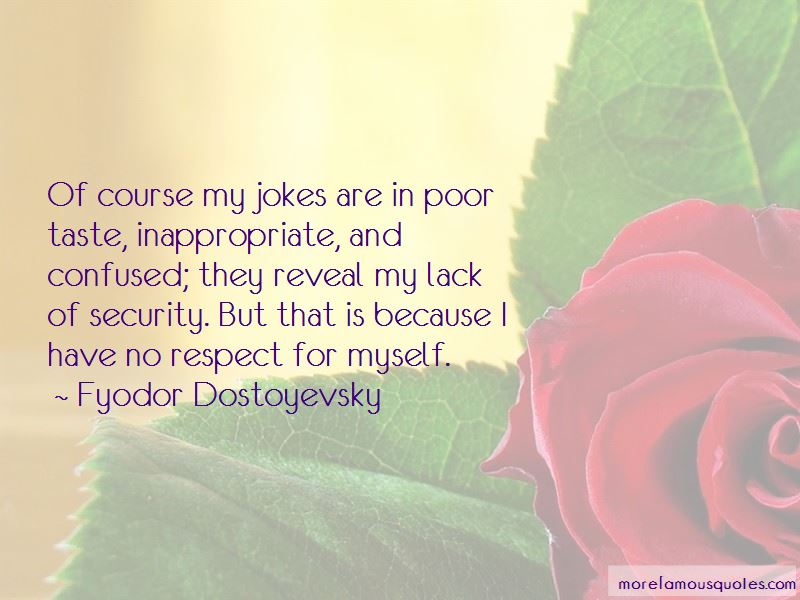 Respect For Myself Quotes Pictures 3
