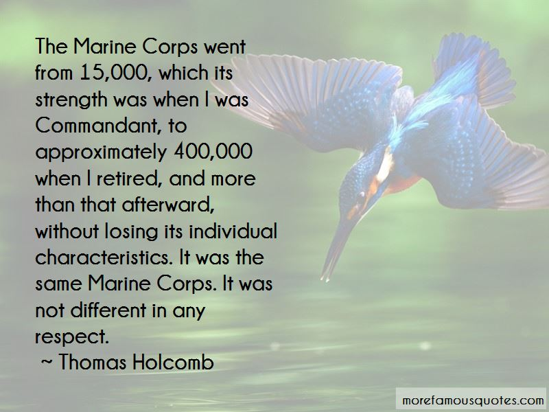 Retired Marine Quotes Pictures 3