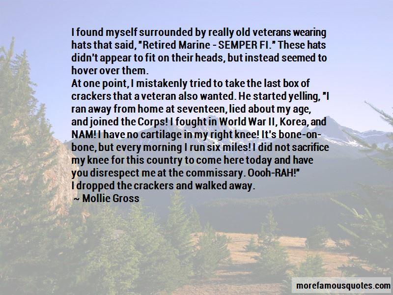 Retired Marine Quotes