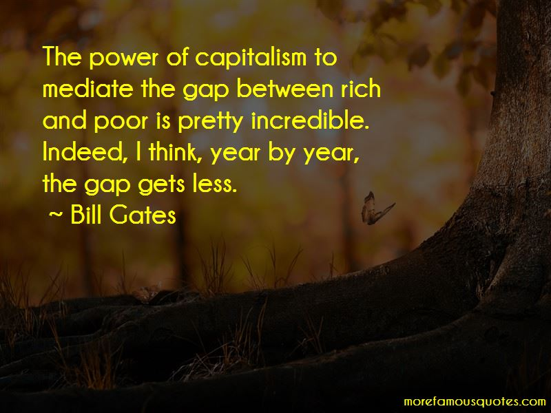 Rich And Poor Gap Quotes Pictures 3