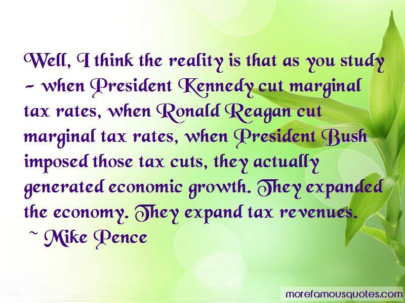 Ronald Reagan Tax Quotes Pictures 3