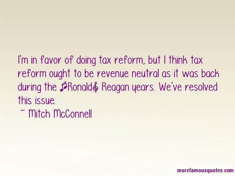 Ronald Reagan Tax Quotes Pictures 4
