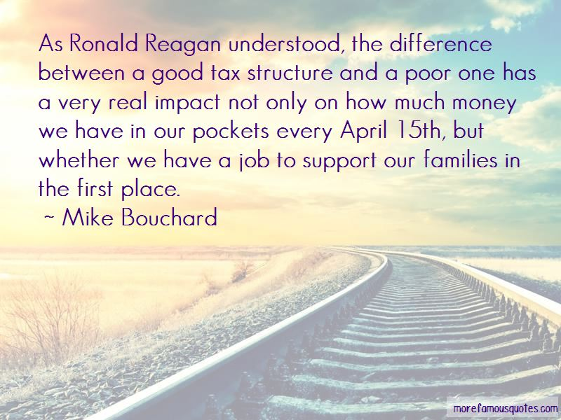 Ronald Reagan Tax Quotes