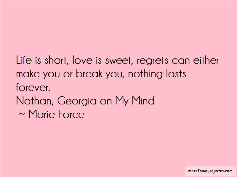 Short Sweet Love Quotes: top 8 quotes about Short Sweet Love ...
