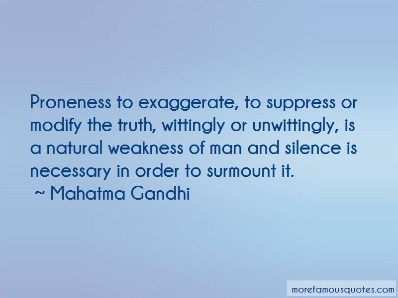Silence For Weakness Quotes Pictures 2