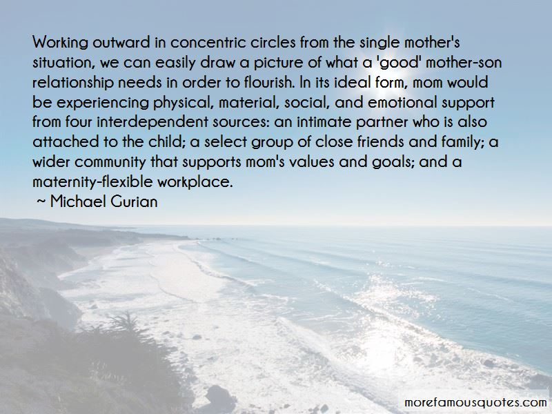 Single Mom And Son Quotes: top 3 quotes about Single Mom And ...
