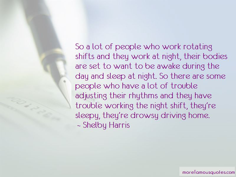 Sleepy At Work Quotes Pictures 4