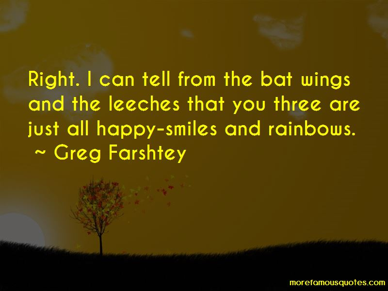Smiles And Rainbows Quotes