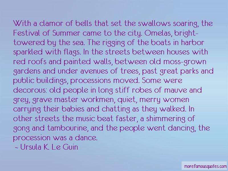 Summer Music Festival Quotes