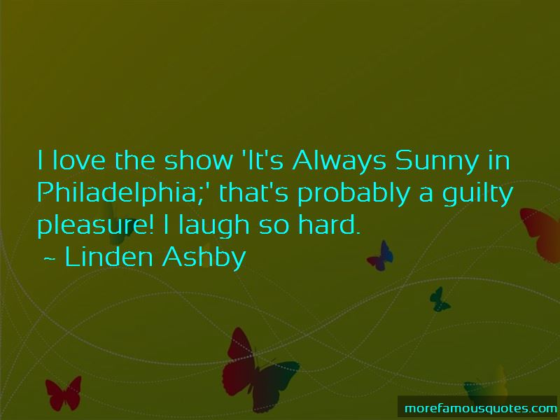 Sunny Philadelphia Quotes