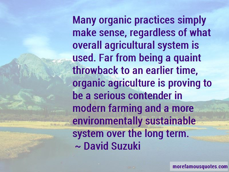 Sustainable Practices Quotes Pictures 2