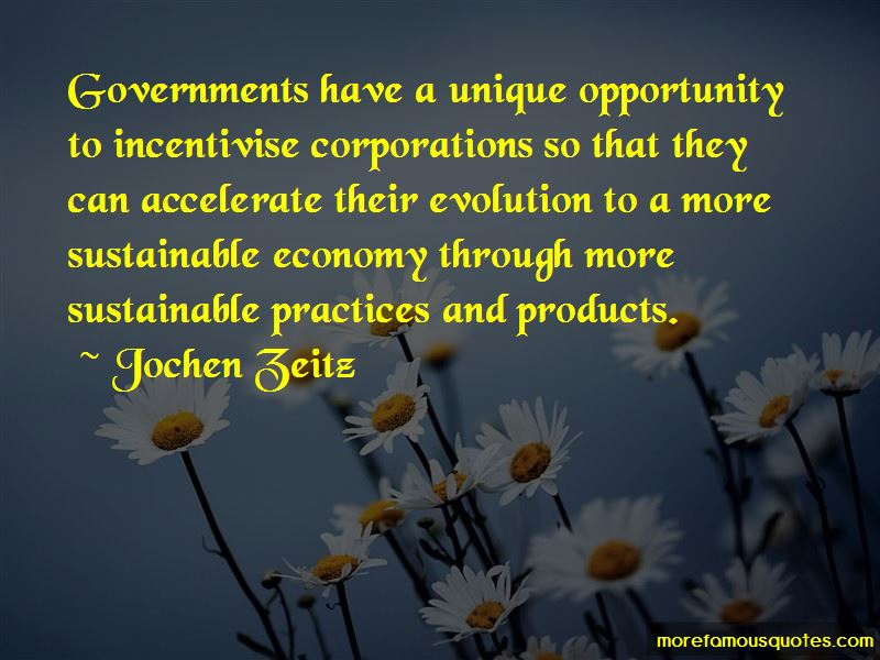 Sustainable Practices Quotes