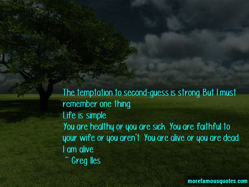 Temptation Of Wife Quotes: top 5 quotes about Temptation Of