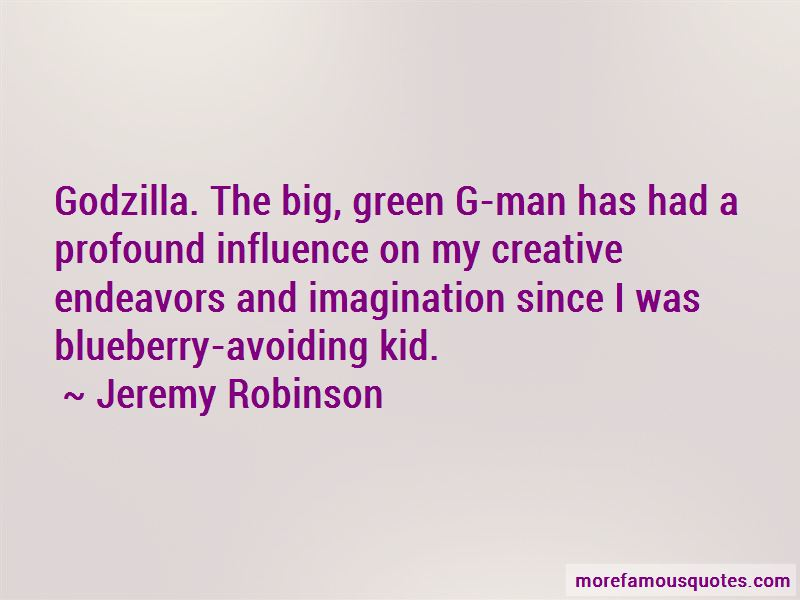 The Big Green Quotes