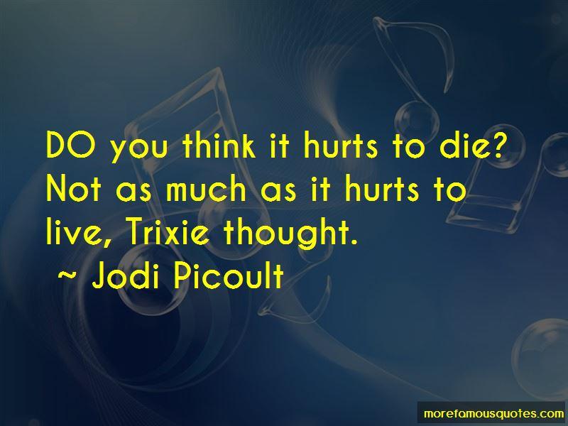 Trixie Quotes